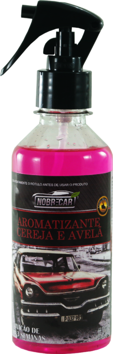 Nobre Car Aromatizante Cereja e Avelã 250ml
