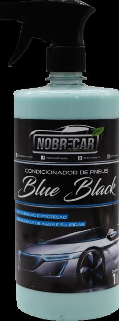Nobre Car Condicionador de Pneus Blue Black 1L