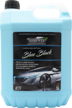 Nobre Car Condicionador de Pneus Blue Black 5L