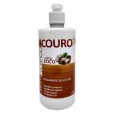 CouroPro 500ml – Hidratante de Couro com óleo de coco (Go Eco Wash)
