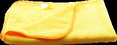 Flanela de Microfibra Yellow 38×38 300gsm (Nobre Car)