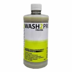 Wash2Pro Híbrida 1lt – Lavagem a seco e Enceramento – 300 lavagens (Go Eco Wash)