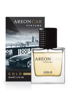 Areon Car Perfume – Gold