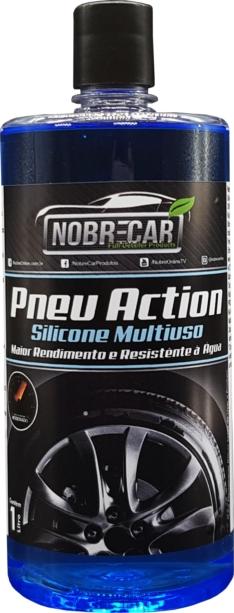 Nobre Car Pneu Action – Silicone Multiuso 1L