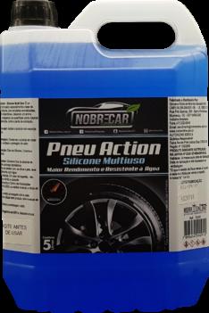 Nobre Car Pneu Action – Silicone Multiuso 5L
