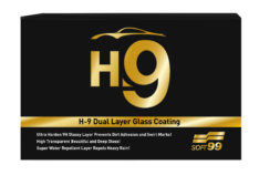 Soft99 Vitrificador H9 Dual Layer Glass Coat