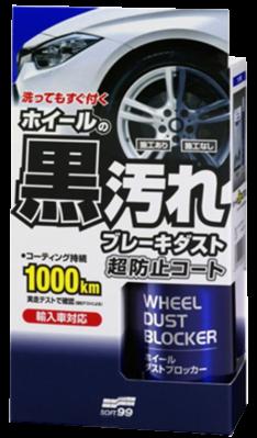 Soft99 Wheel Dust Blocker – Repelente para Rodas