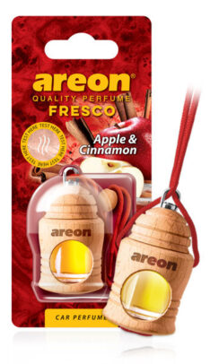 Fresco Areon – Apple & Cinnamon (maçã e canela)