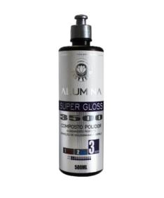 Composto Polidor Alumina Super Gloss – Lustro 500ml – Easytech