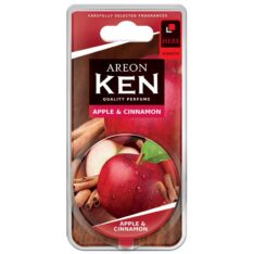 Ken Areon – Apple & Cinnamon
