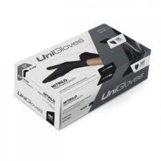 Luva Procedimentos Nitrílica G Preta UniGloves