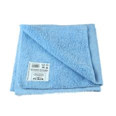 Pano de Microfibra Clale Sem Bordas Premium Azul 310grm (40x40cm)