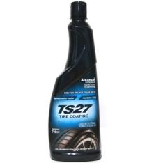 TS 27 Revestimento Transparente Brilho Seco Para Pneus – 700ml