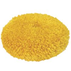 Boina de Dupla Face 8″ Amarela (NobreCar)