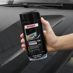Polish & Wax Black NanoPro Sonax