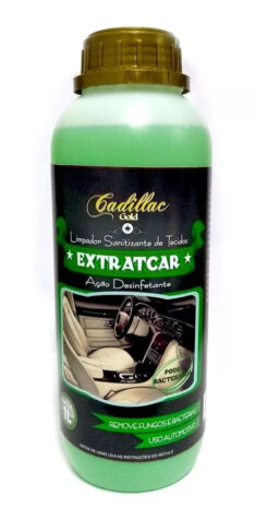 Limpa Estofados Extratcar 1L Cadillac