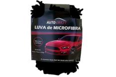 Luva de Microfibra Black Autocrazy
